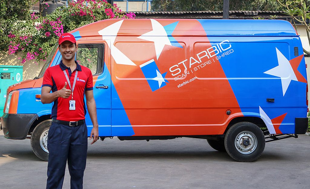 Starbic  Services   Stocking and Fulfilment   Stock Management